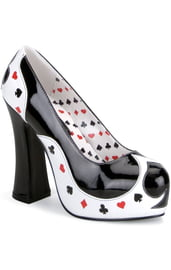 Туфли покер