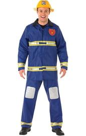Костюм везучего пожарника