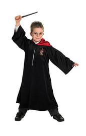 Детская мантия Гарри Поттера deluxe
