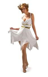 Костюм греческой богини Геры