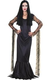 Вечернее платье Мортиши Аддамс