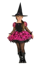 Детский костюм лунной ведьмы