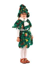 Детский костюм лесной ёлочки