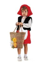 Детский костюм красненькой шапочки