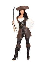 Костюм бесстрашной пиратки