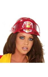 Каска пожарной