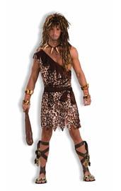Костюм племенного человека