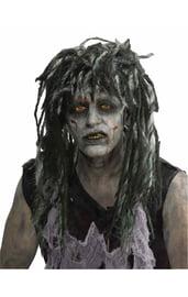 Парик зомби-рокера