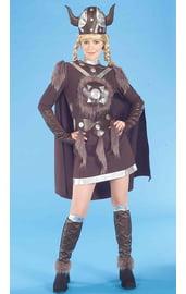 Костюм женщины-викинга