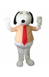 Ростовая кукла собаки в пиджаке