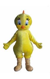 Ростовая кукла цыпленка Твити