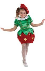 Детский костюм сказочной клубнички