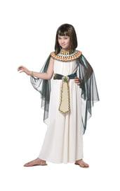 Костюм маленькой Египетской принцессы
