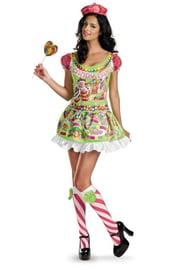 Костюм конфетной девочки