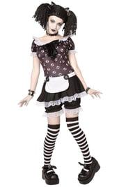 Костюм готической куклы