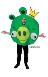 Костюм королевской зеленой свинки