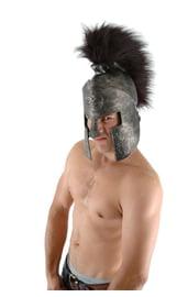 Спартанский шлем