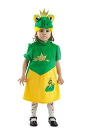 Детский костюм Лягушки-Королевны