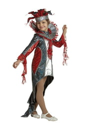 Детский костюм Красной Змейки