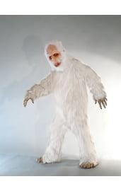 Белый костюм Снежного человека