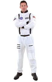 Костюм белого астронавта