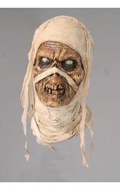 Маска дьявольской мумии