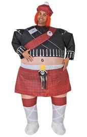 Надувной костюм Шотландец