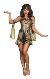 Костюм ночной египетской девушки