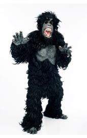 Костюм волосатой гориллы