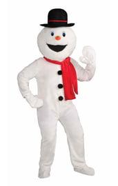 Ростовой костюм снеговика