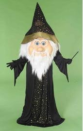 Забавный костюм волшебника