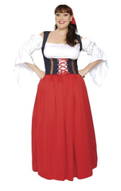 Костюм мисс Швейцарии