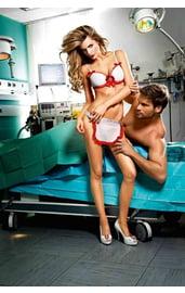 Комплект нескромной медсестры