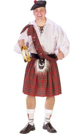 Мужской костюм шотландца
