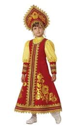 Детский костюм Сударушки
