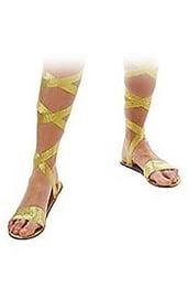 Золотые сандалии богини