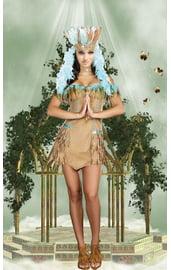 Костюм богини дождя у индейцев