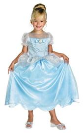 Детский костюм Золушки на балу