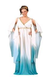 Костюм прекрасной греческой богини XL