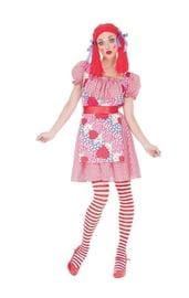 Костюм тряпичной куклы