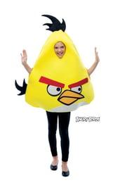 Детский костюм желтой ANGRY BIRDS