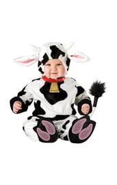 Костюм коровы для малышей