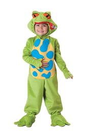 Костюм лягушки-попрыгушки детский