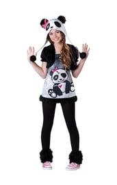 Костюм веселой панды детский