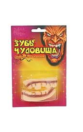 Челюсть с кривыми зубами