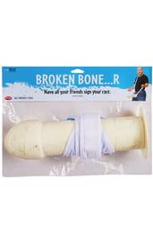 Сломанная большая `кость`
