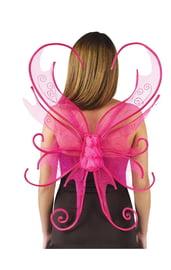 Розовые крылья феи Любовь