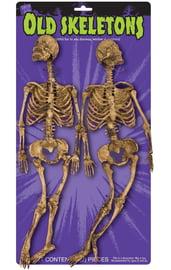 Фигурки старых скелетов