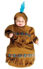 Костюм индейского ребенка