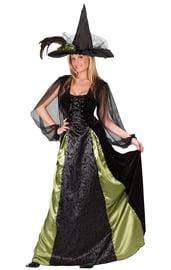 Карнавальный костюм Готической Ведьмочки